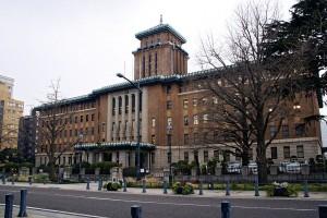 官公庁の建物